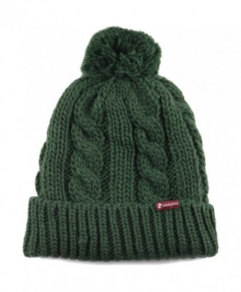 HAT DEPOT Winter Unisex Fleece