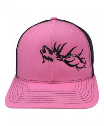 Horn Gear Trucker Hat Hunters