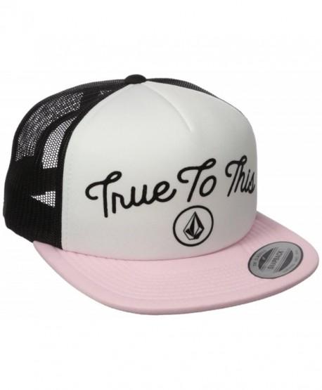 Volcom Women's True To The Stone Cheese Hat - Bap - C71842C662T
