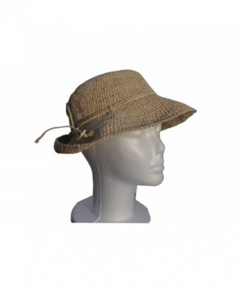 Crocheted Packable Foldable Goal 2020 in Women's Sun Hats