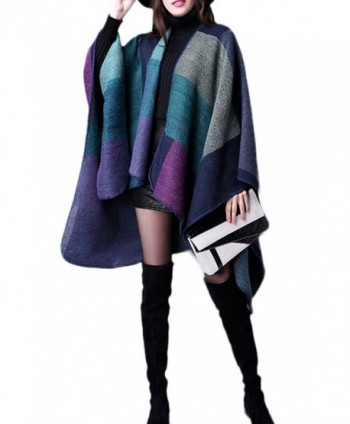 UTOVME Fashion Cashmere Cardigan Blanket
