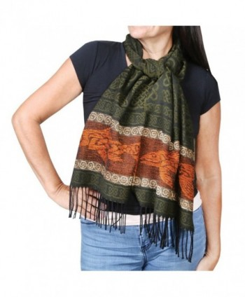 Womens Fish Scarf Beasties Collection in Fashion Scarves
