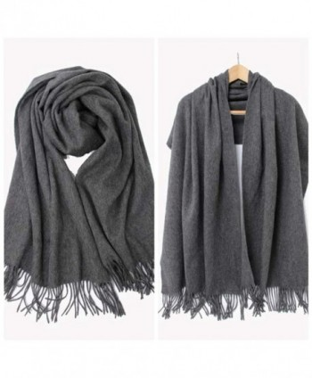 Easyhousehome womens plants cashmere euramerican in Fashion Scarves