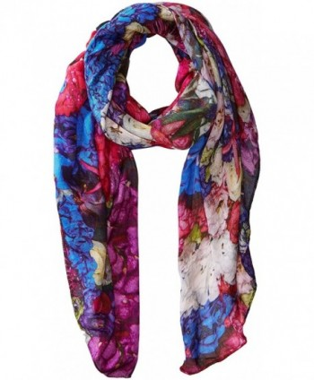 Quagga Green Women's Flower Market Wrap - Multi - CF182LUWGCN