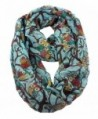 Lina Lily Branch Infinity Lightweight in Fashion Scarves
