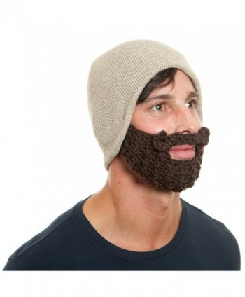 The Original Beard Beanie Eco2 Linen