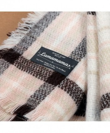 Lamamamas Blanket Tartan Winter Scarfs in Fashion Scarves