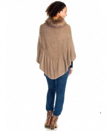 Ladies Womens Fashion Luxury Sweater in Wraps & Pashminas