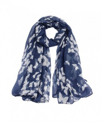 Lookatool%C2%AE Butterfly Scarves Protection Kerchief