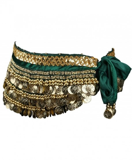 Yeeco Widening Waistband Performance Dancing - Green(338 Gold Coins) - CX1860EDUHQ