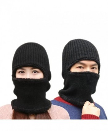 JOYEBUY Knitted Balaclava Beanie Windproof in Women's Cold Weather Neck Gaiters