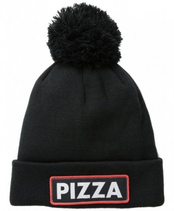 Coal Men's The Vice - Black (Pizza) - CO11J45LO59