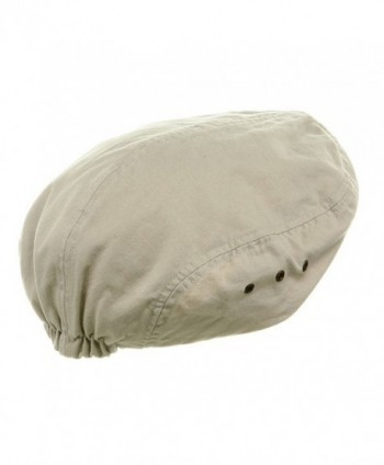 Washed Canvas Ivy Cap W11S64C in Men's Newsboy Caps