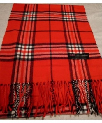 Seller Scarf Check Scotland Winter in Cold Weather Scarves & Wraps