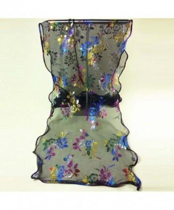 Tuscom Vintage Colorful Flower 170%C3%9743CM