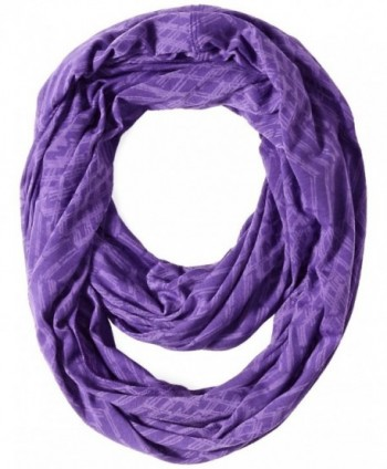 tasc Performance Women's Infinity Burnout Scarf - Oh My Dash Plumberry - CR12H9J2Z6X