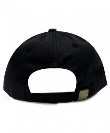 City Hunter Baseball Colors Black in Men's Baseball Caps