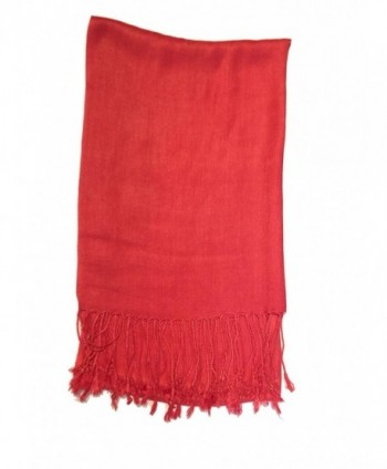 Luxurious Pashmina Elegant Viscose Fringe in Fashion Scarves