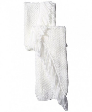 Vince Camuto Womens Fringe Scarf