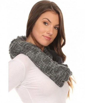 Sakkas 16106 Dalien Length Infinity in Cold Weather Scarves & Wraps