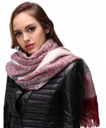 EVRFELAN Blanket Oversized Pashmina Fashion