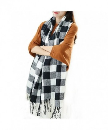 Ibeauti Womens Classic Blanket Winter in Cold Weather Scarves & Wraps