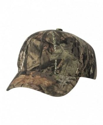 Realtree Adjustable Plastic Snap Closure Blank Cap - Mossy Oak Country Girl - C3186TQEY46