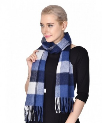 Ideal Women Plaid Spring Blanket in Cold Weather Scarves & Wraps