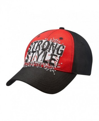 Shinsuke Nakamura WWE Strong Style Has Arrived Baseball Hat - CA12O0SMFCU