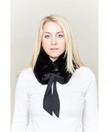 Modadorn Faux Fur Collar Scarf