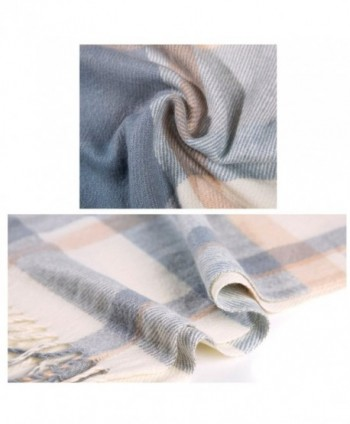 WETOO Womens Classic Cashmere Scarves