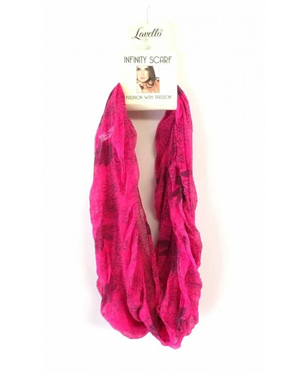 Lavello Infinity Fashion Scarf Style 14 - CO126IG8ROR