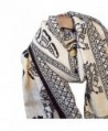 Womens Bohemian Gorgeous Oversized Fringed in Fashion Scarves