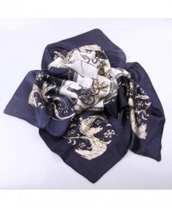 ETSYG Fashion Pattern Headscarf Headdress in Fashion Scarves