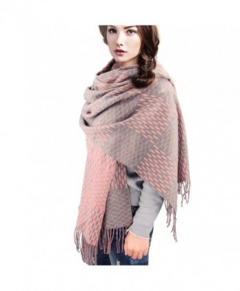 Anpress Womens Cashmere Pashminas Blanket - C3187996HR4