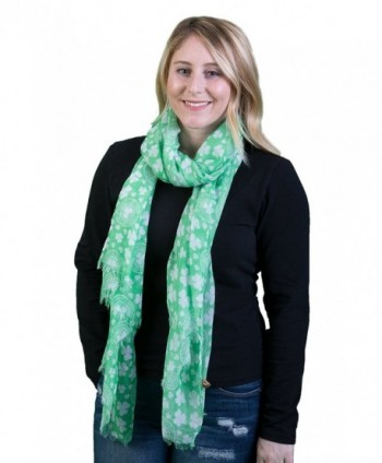 S 795 33S St Patricks Day Scarf
