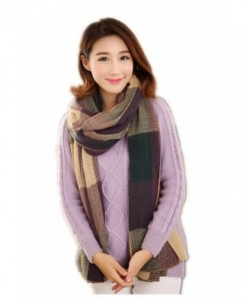 ViviClo Womens Stylish Super Blanket in Cold Weather Scarves & Wraps