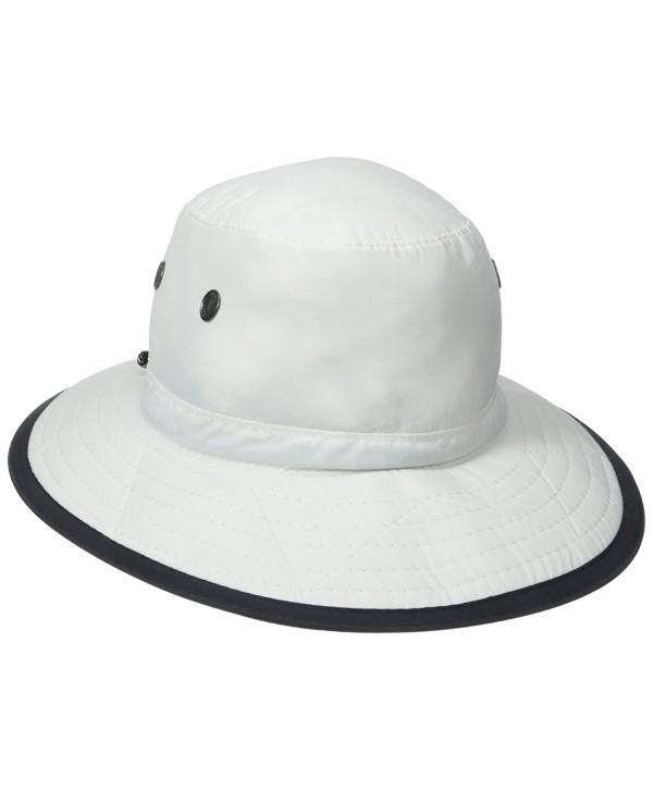 Dorfman Mens Boonie Mc288 Hat - White - CB12NZ6WOS4