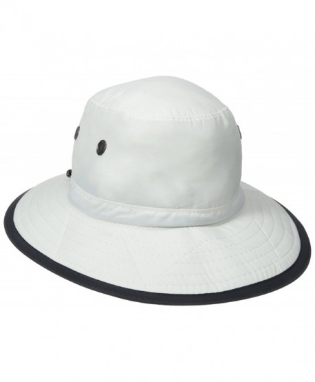 Dorfman Mens Boonie Mc288 Hat - White - CB12NZ6WOS4