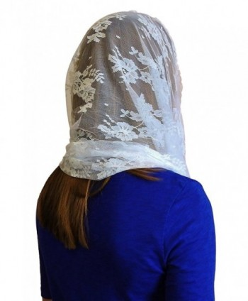 Infinity Scarf Mantilla Catholic Chapel in Fashion Scarves
