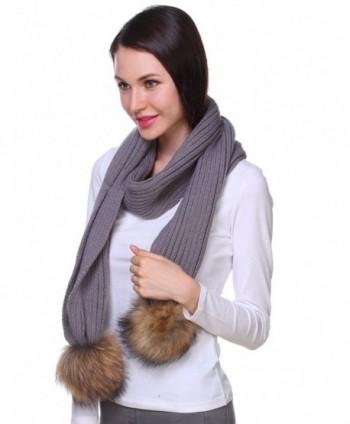 Ferand Knitted Detachable Genuine Raccoon