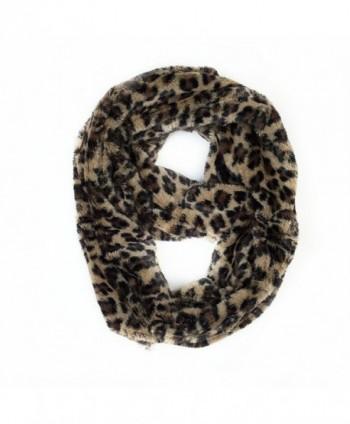 Paskmlna Animal Infinity Circle Leopard