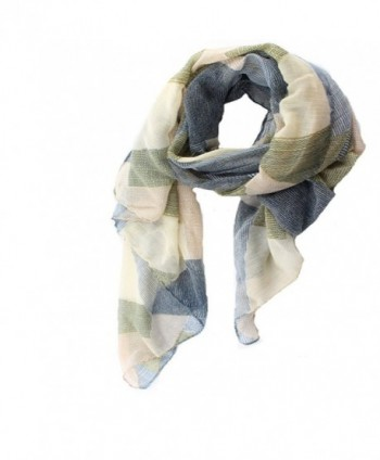 ctshow plaid Print Fashionable Scarves