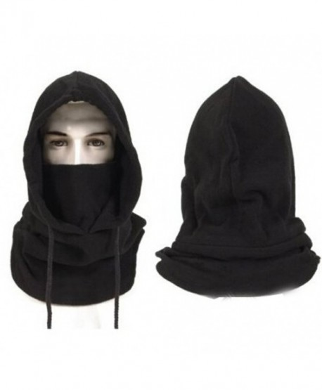 Hats for Men Winter Hat Face Mask Winter Mask Mens Hat Balaclava Face Mask Black - C2126S4V2CX