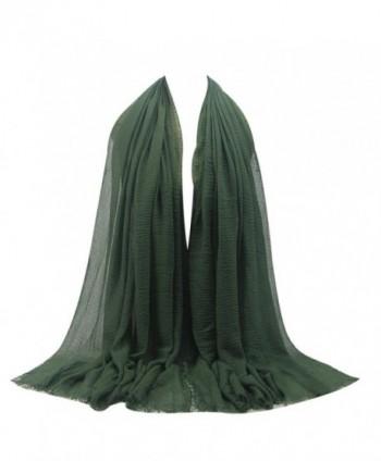Scarf Shawl-Elaco Maxi Crinkle Cloud Scarf Shawl Soft Islam Muslim - A3 - CQ186O7XYRE
