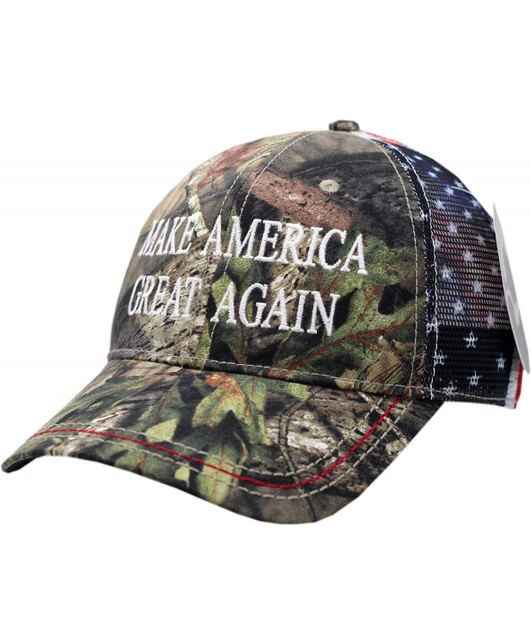 Make America Great Again Snapback American Flag Mesh 13547 - CY12NUG2GV2