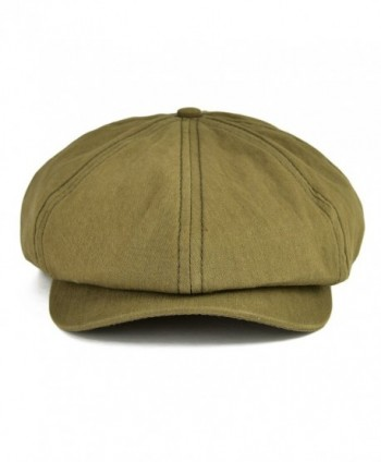 VOBOOM Cotton newsboy Pannel BDMZ134 in Men's Newsboy Caps