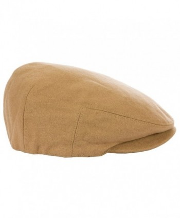 DRY77 Blend Newsboy Driver Winter in Men's Newsboy Caps