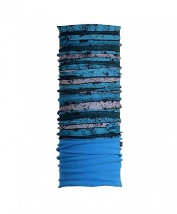 Kalily Thermal Polartech Classic Fleece - Blue Stripe - C912O4O1XWA
