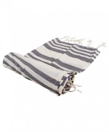 Cotton Scarf Stripped Design Fashion